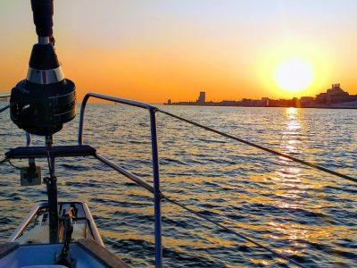 Sunset Sail Boat Trip