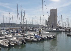 Lisbon dock