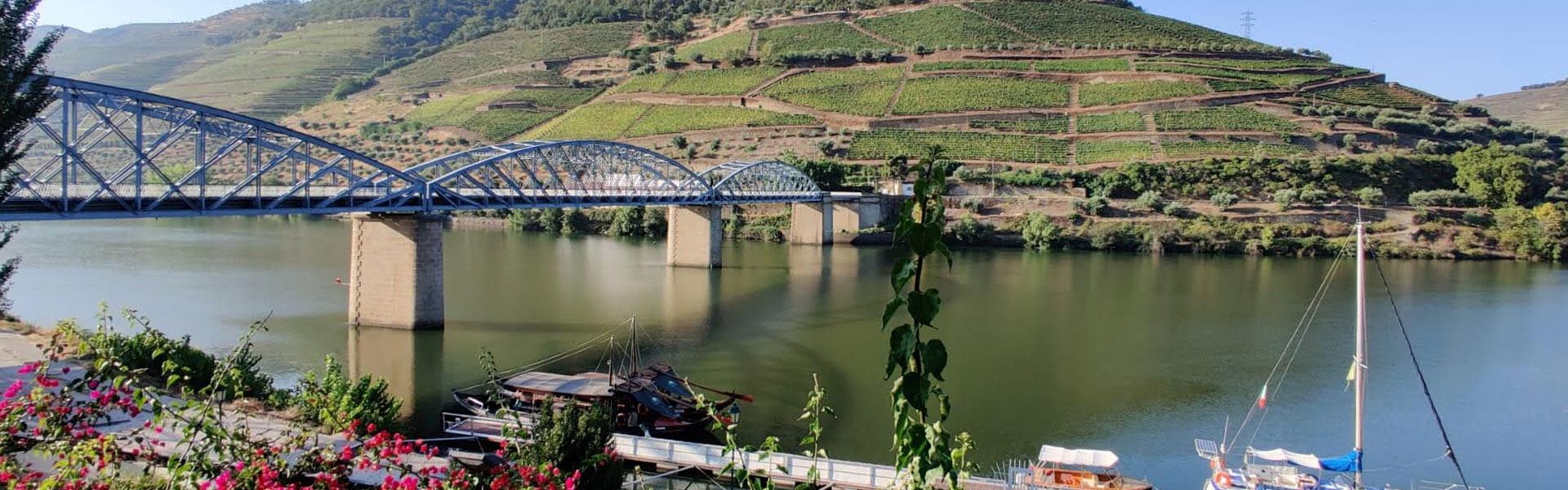 Bridge Pinhao