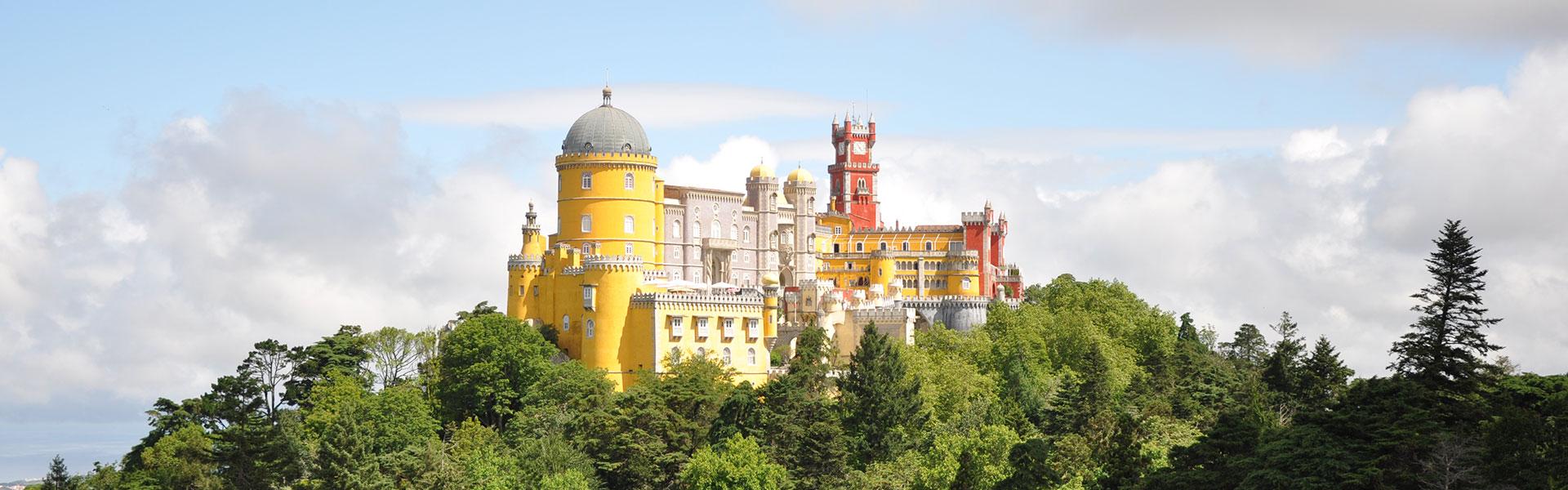 Pena Palace Sintra Tours